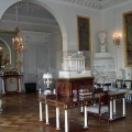 Парадная библиотека Павла I, Павловский дворец