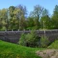 Бертонов мост в Павловске