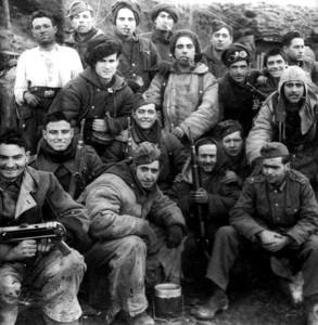 Февраль 1943 года. (Россия).