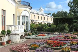 Собственный садик в Павловске