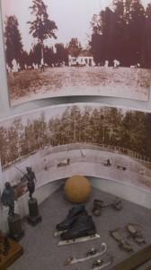 Музей города Павловска, спорт