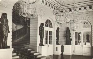 Египетский зал. Павловск
